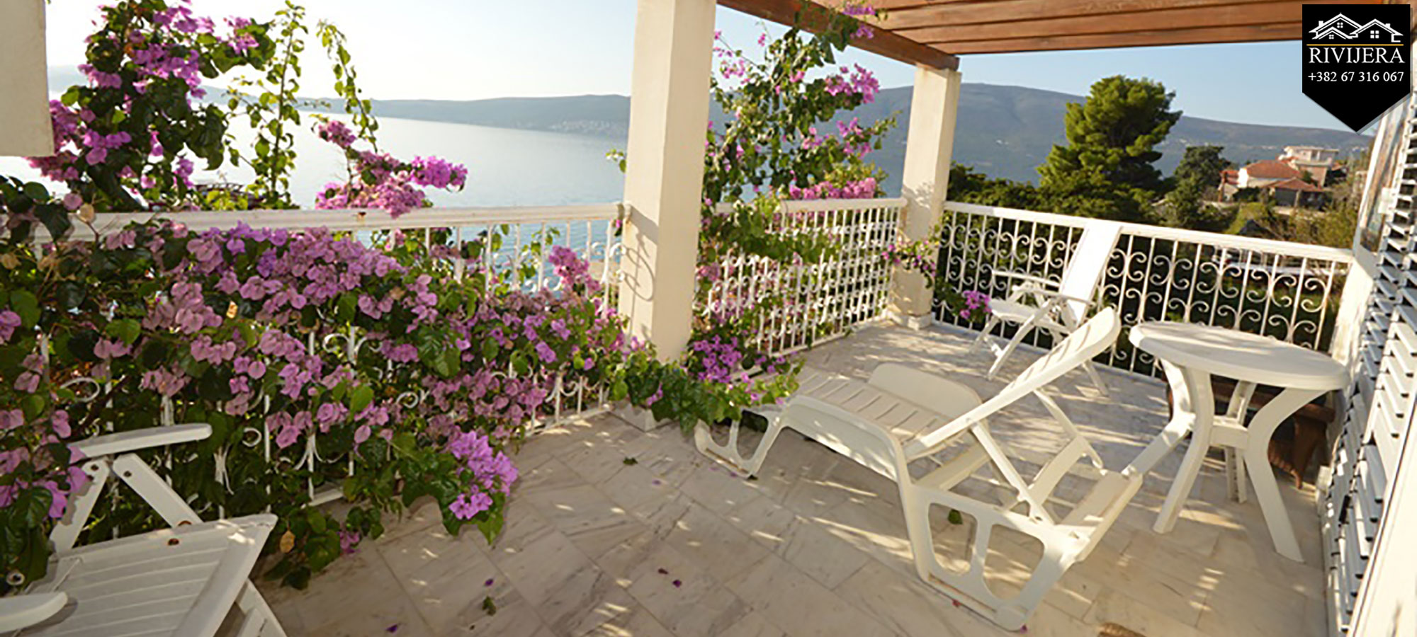 Luksuzna Vila na obali mora Bijela