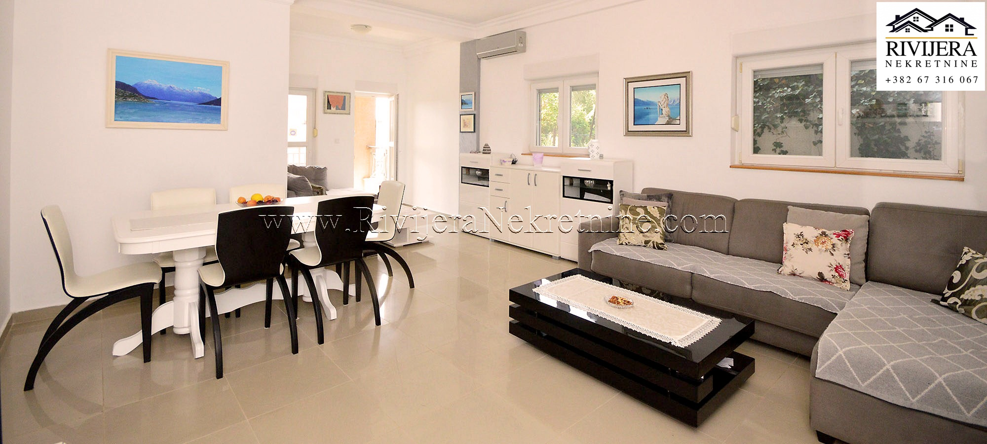 Luxurious equipped new apartment Topla 1