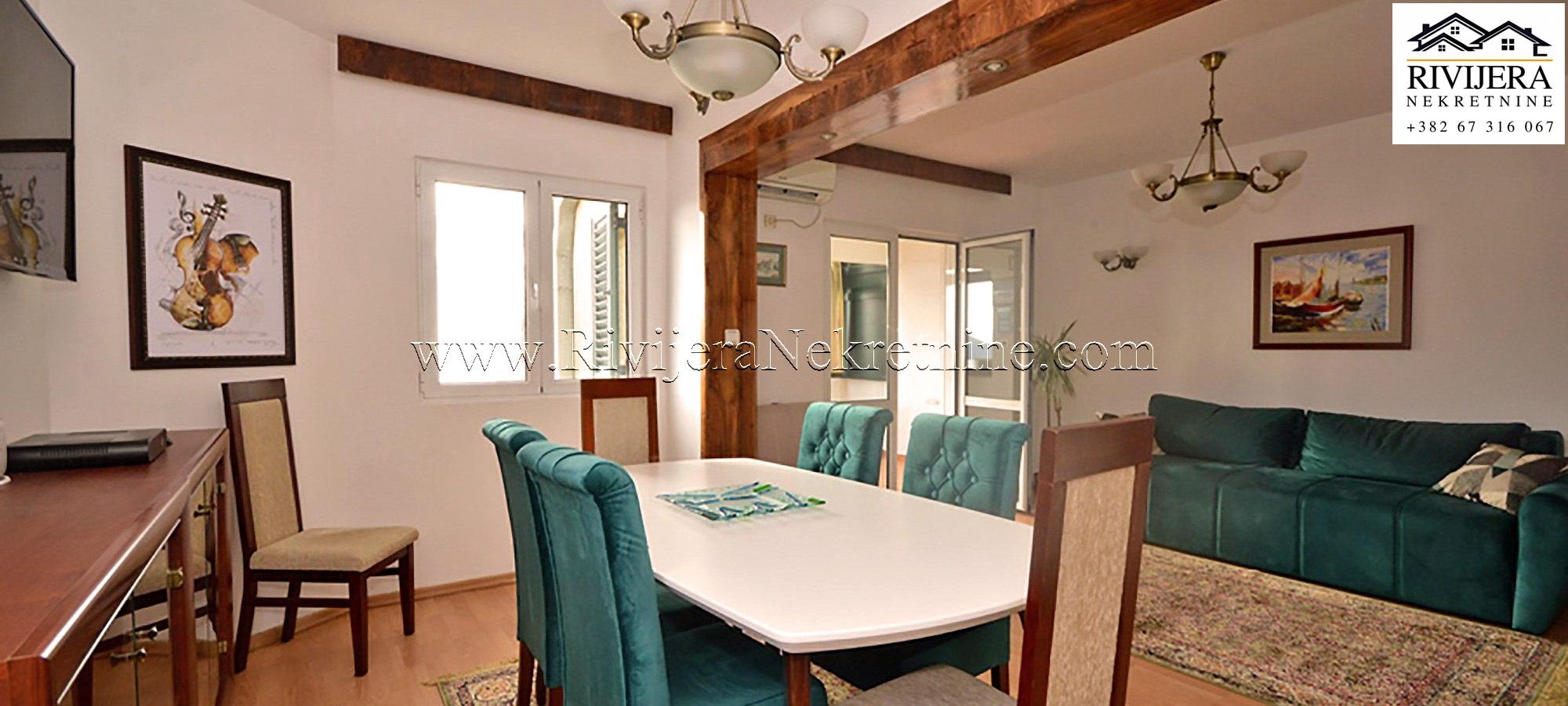 2-bedroom flat in down town of Herceg Novi, Montenegro